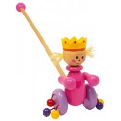 Posouvací královna