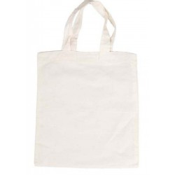 Bavlněná taška k vymalování, velká