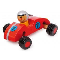 Zavodní autíčko - červené