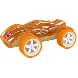 Závodní autíčko Hape Mini Twin Turbo
