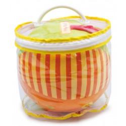 Plyšový balón barevný