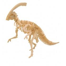 3D Puzzle - Parasaurolophus