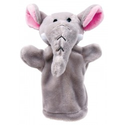 Maňásek na ruku Slon