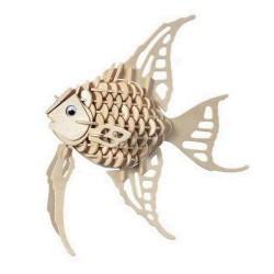 3D Puzzle - Zlatá rybka