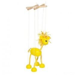Marioneta – lev