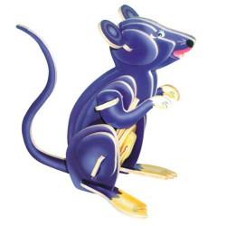 3D Puzzle - Myš