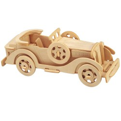3D Puzzle - Packard Twelve Car