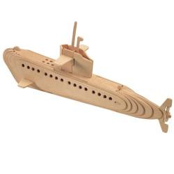 3D Puzzle - Ponorka