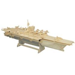 3D Puzzle - Letadlová loď