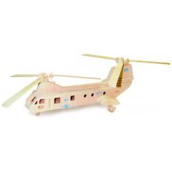 3D Puzzle - Transportní vrtulník