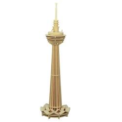 3D Puzzle - Věž Kuala Lumpur