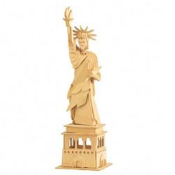 3D Puzzle - Socha svobody přírodní