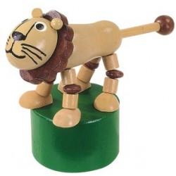 Mačkací figurka Lev