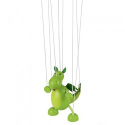Marioneta – dinosaurus