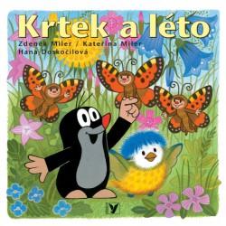Leporelo Krtek a léto 12 stran