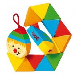 Goki Puzzle skládačka klaun