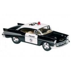 Autíčko se zpětným natahováním Chevrolet Bel Air 1:40, černé