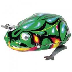 Skákací žába s pohybujícíma očima