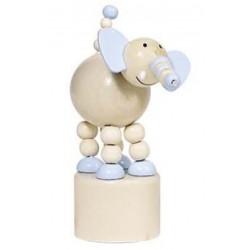 Mačkací figurky zvířátka Afrika - Slon