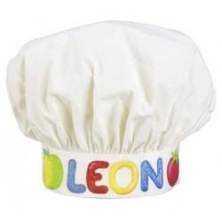 Kuchařská čepice k vymalování
