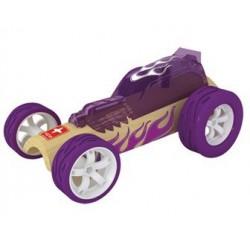 Závodní autíčko Hape Mini Hot Rod II