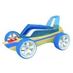 Závodní autíčko Hape Mini Roadster