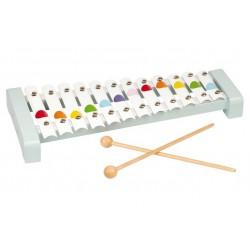 Železný xylofon