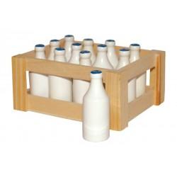 Bedýnka s mlékem