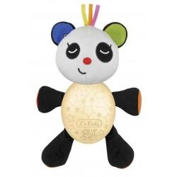 Noční světlo s hudbou Panda