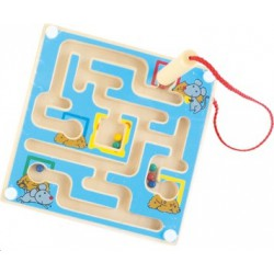 Magnetický labyrint Myšky