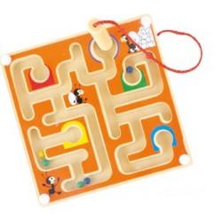 Magnetický labyrint Mravenci