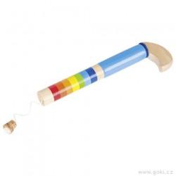 Korková bambitka barevná