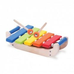 Dětský dřevěný xylofon