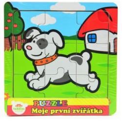 Puzzle mini Moje první zvířátka - Pes