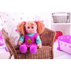 Látková panenka Susie 38 cm