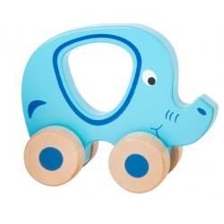 Zvířatko na kolečkách - Slon