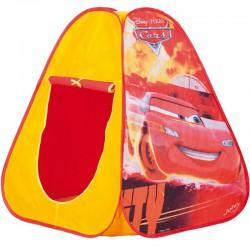 Dětský stan, domeček Cars red