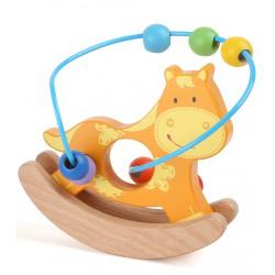 Motorický labyrint Zvířátko - koník