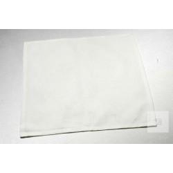 Bavlněné prostírání k vymalování 50x50 cm - bílé