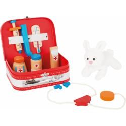Doktorský kufřík s králíčkem