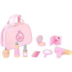 Dětská kosmetická taštička růžová
