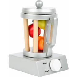 Dřevěný kuchyňský mixér