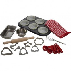 Set dětských nástrojů pro pečení