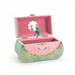 Hrací skříňka Kouzelný kočár