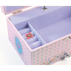 Hrací skříňka Balerínka