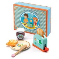 Djeco Ranní snídaně s Aurorou a Theodorem