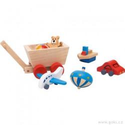 Doplňky pro panenky do dětského pokoje