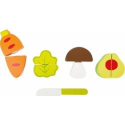 Zelenina ke krájení 5 dílů