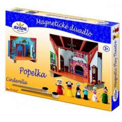Divadlo magnetické - Popelka