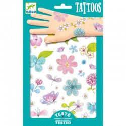 Tetování Květiny